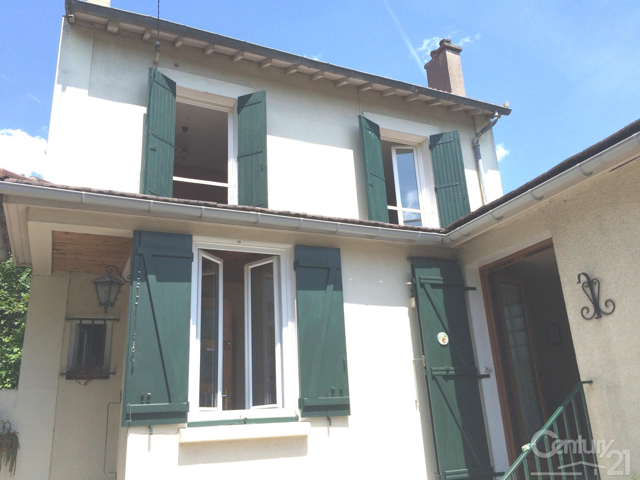Maison vendre 4 pi ces 54 m2 deuil la barre 95 for Achat maison deuil la barre